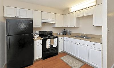 Kitchen, Greenway Apartments, 0