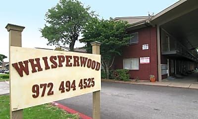 Whisperwood Apartments, 2