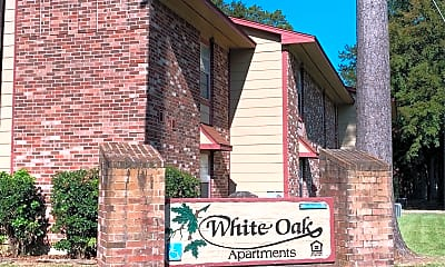 White Oak Apartments, 1