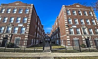 Building, 310 N. Menard Avenue, 0