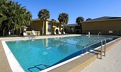 Pool, San Jose Apartments, 1