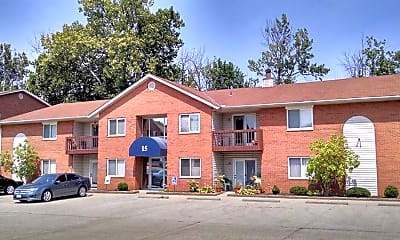 Building, Fairfield Communities, 1