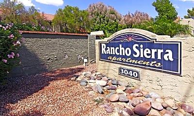 Community Signage, Rancho Sierra, 2