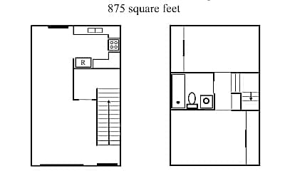 Building, 4600 Range Rd, 1