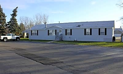 Building, St. Clair Place, 0