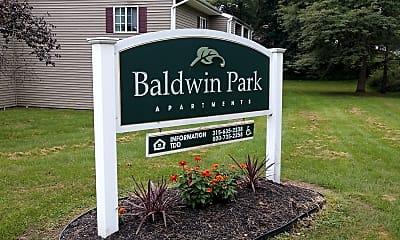 Mercer Mill Apartments / Baldwin Park, 1