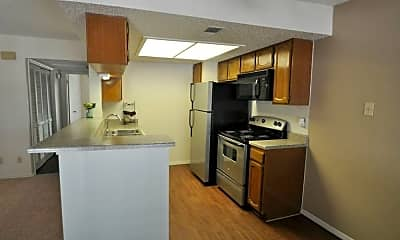 Kitchen, Timberline Condominiums, 0