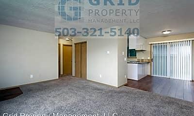 Living Room, 5101 SE Stark St, 0