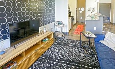 Living Room, Lockerbie Lofts, 1