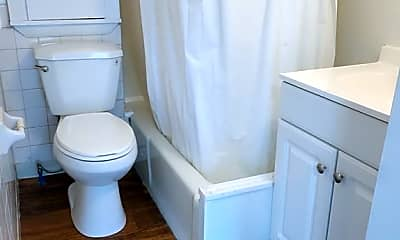 Bathroom, 258 Water St 1, 2