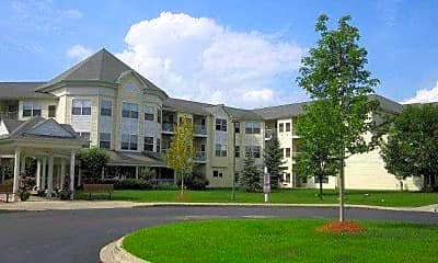 Building, Cedarwood Senior Apartments (55+ Community), 0