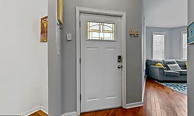 Bathroom, 601 Montpelier St, 1