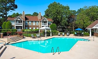 Pool, Canopy at Baybrook, 0