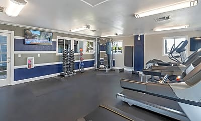 Fitness Weight Room, Renew Diamond Valley, 1