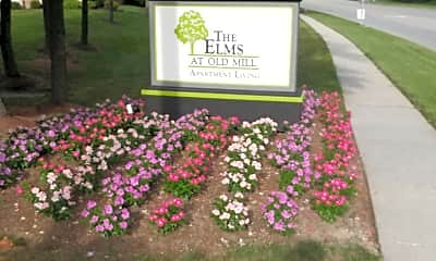 The Elms at Old Mill, 1