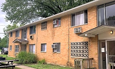 Building, 1434 N James H McGee Blvd, 2