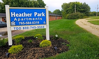 Heather Park Apartments, 1