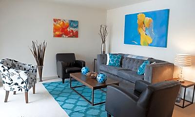Living Room, 3201 S Lamar Blvd, 1