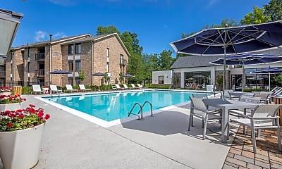 Pool, Cedar Place, 0