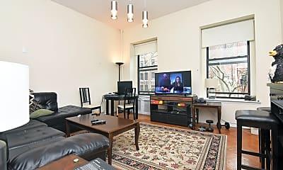 Living Room, 223 E 12th St 3, 0