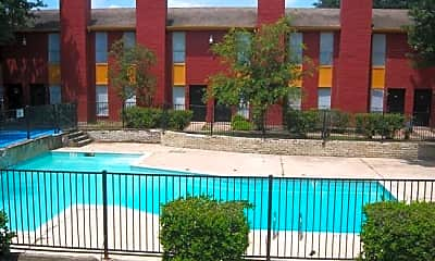 Pool, Rama Apartments, 1