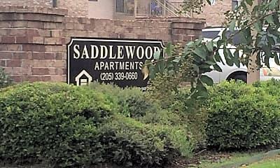 Saddlewood Apartments, 1
