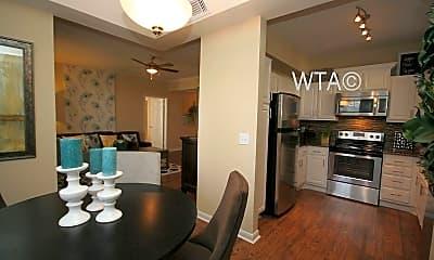 Dining Room, 2600 Lake Austin Blvd, 1