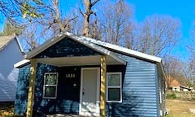 Building, 1433 E Blaine St, 0