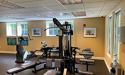 Fitness Weight Room, 38 Village Road Unit 410, 1