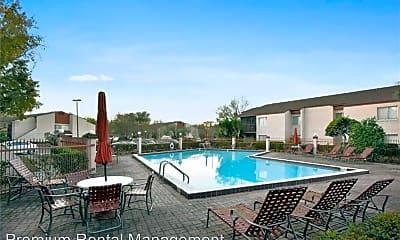 Pool, 4535 Lakeway Dr, 2