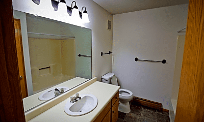 Bathroom, 5405 56th St, 2