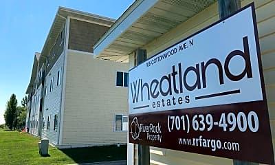 Community Signage, 106 Cottonwood Ave N, 1