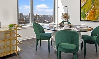 Dining Room, 1201 N LaSalle St, 0