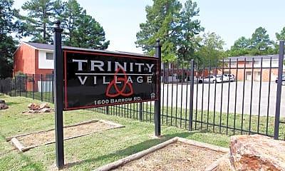 Community Signage, Trinity Village, 2