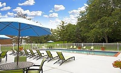Pool, The Parks of Belleville, 0