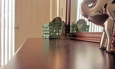 Model, Richland Terrace, 2