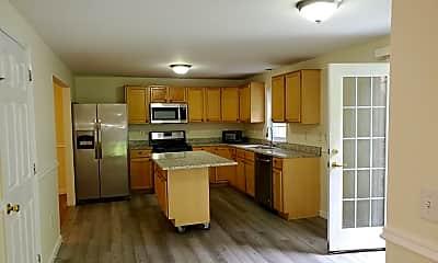 Kitchen, 81 Parker St, 1