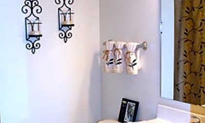 Bathroom, Hawk's Landing Apartments, 2