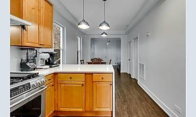 Kitchen, 2112 W 18th Pl, 1