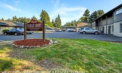 Community Signage, 740 SE Cedar St, 0
