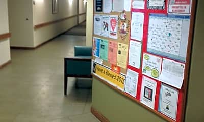 community board, Meadowcrest Senior Apartments, 1