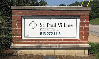 St Paul Village, 1