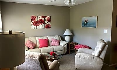 Living Room, 200 St Lucie Ln, 1