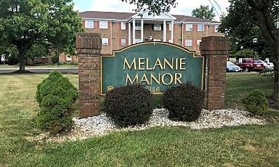 Melanie Manor, 1