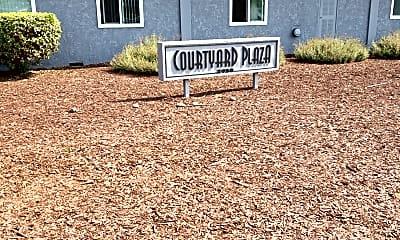 Courtyard Plaza, 1