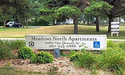 Meadows North, 1