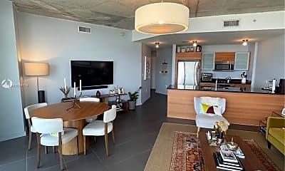 Living Room, 3301 NE 1st Ave H2109, 1
