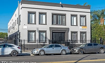 Building, 4309 S Main St, 1