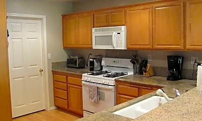Kitchen, 8502 Reata Way, 1