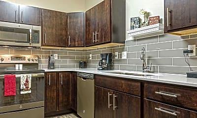Kitchen, Pineview Apartments, 0